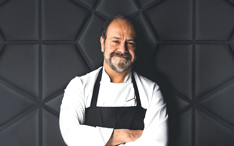 Chef Greg Malouf: Expert tips on Arabic cooking