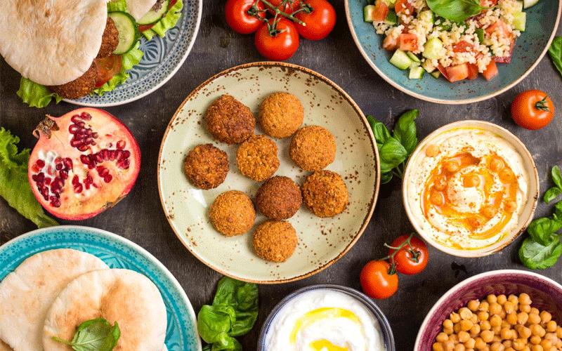 How to make healthy Arabic food