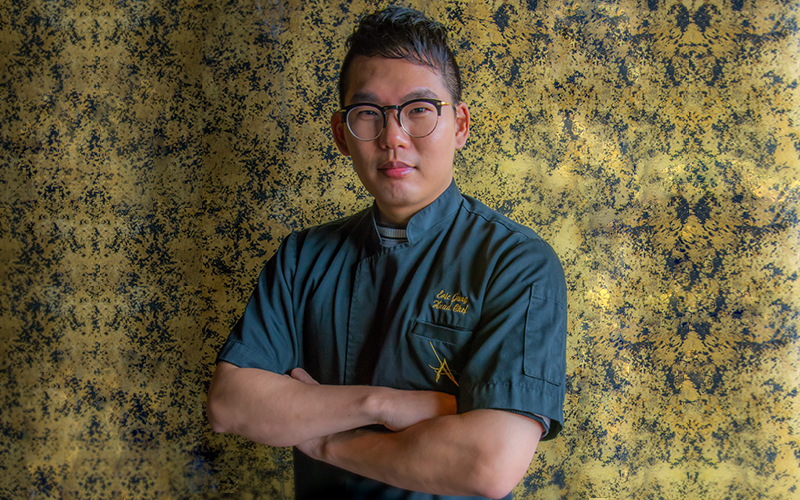 'How to make the perfect miso soup and maki sushi': Q&A with Asia Asia's head chef Eric Jung