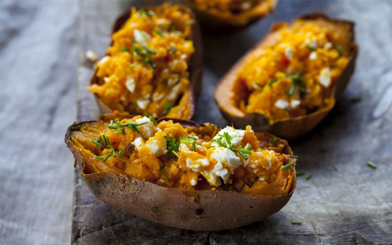 Five reasons you should eat more sweet potato