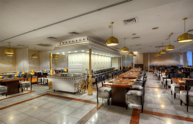 Five of the best Indian restaurants in Dubai