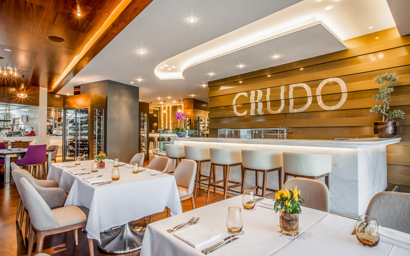 Dinner review: Roberto's Abu Dhabi
