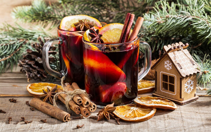 Mulled red: tips for making the best festive drinks in Dubai