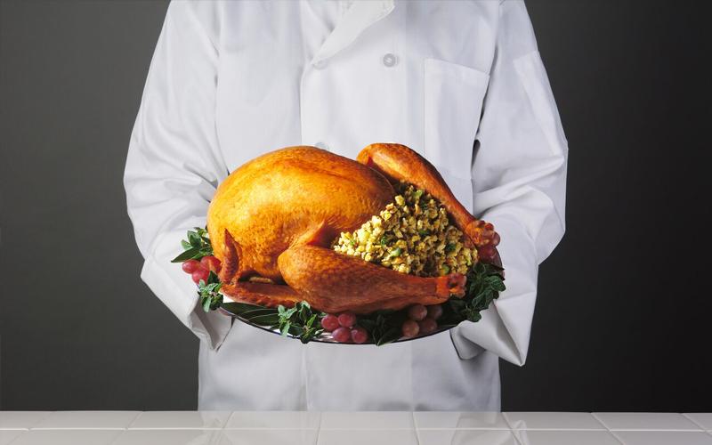 The best Christmas turkey takeaways in Dubai