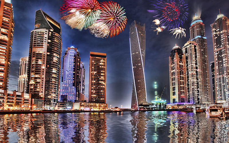 Six best parties this NYE in Dubai