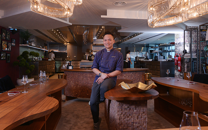 The Experience: the most VIP restaurant in Dubai?