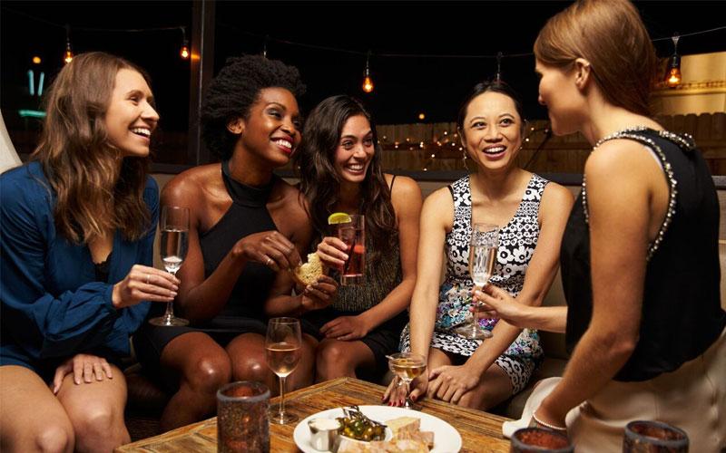 Best four new ladies' nights in Dubai
