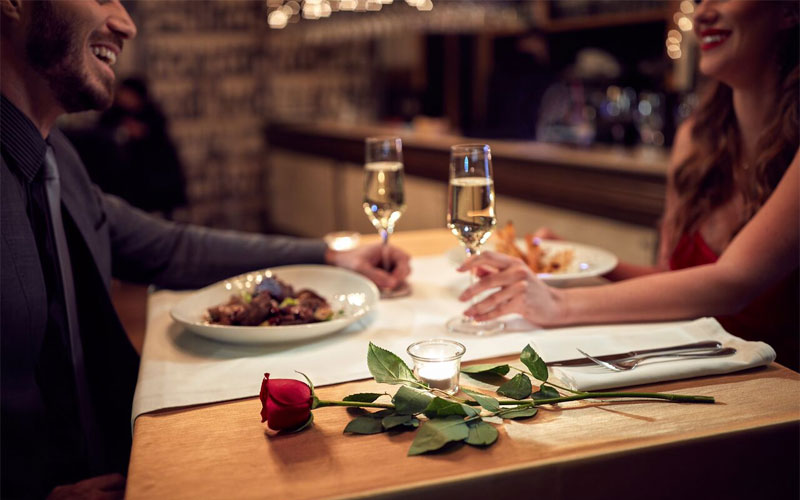 Tasty restaurants to try this Valentines' Day in the UAE