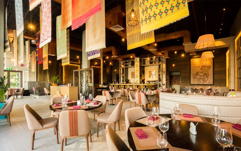 Dinner review: Gursha, Club Vista Mare, Palm Jumeirah, Dubai