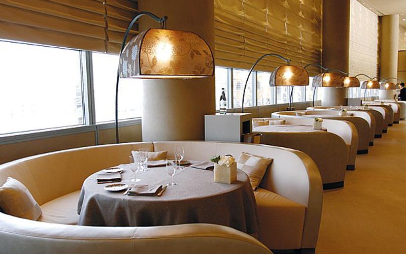 Dinner review: Armani/Ristorante, Downtown Dubai
