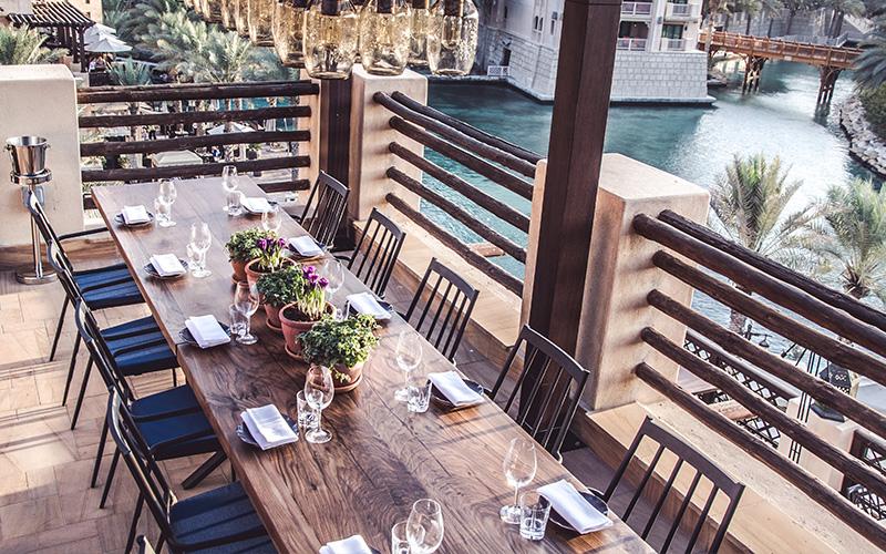 Dinner review: Folly by Nick & Scott, Madinat Jumeirah