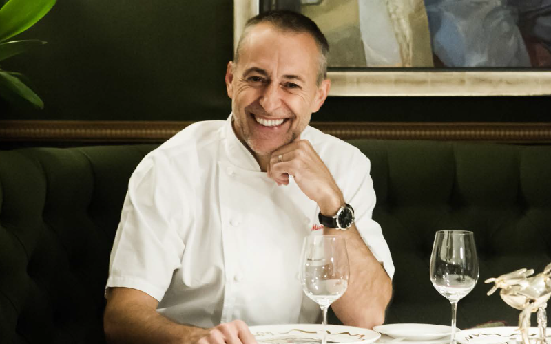 Michel Roux Jr: His thoughts on Dubai and his Michelin star success