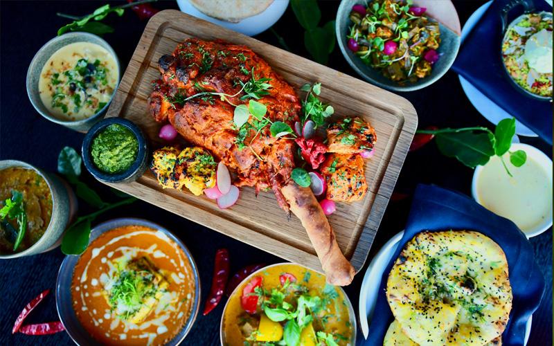 Iftar review: Rang Mahal by Atul Kochhar