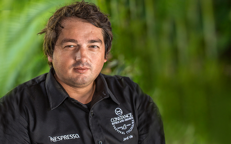 Life on a Maldivian island: Interview with chef Jordi Vila