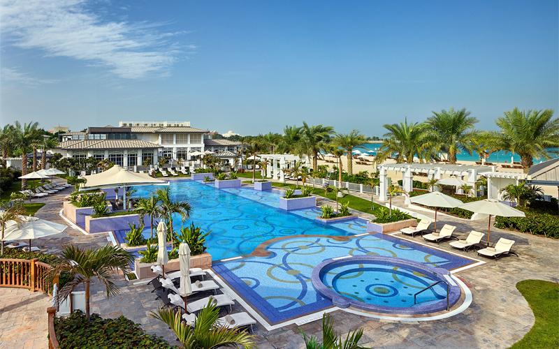 Hotel review: St. Regis Abu Dhabi