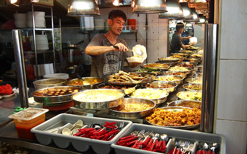Singapore: Seven things food lovers should try