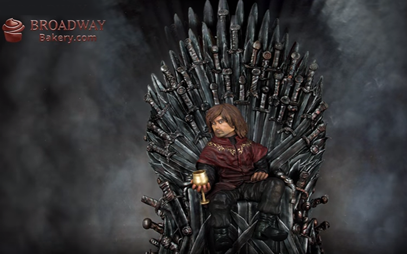 Check out Dubai's AED 100,000 Game of Thrones cake