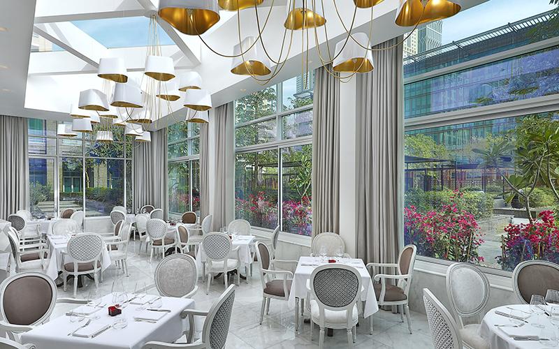 Dinner review: Le Cirque Dubai, The Ritz-Carlton, DIFC