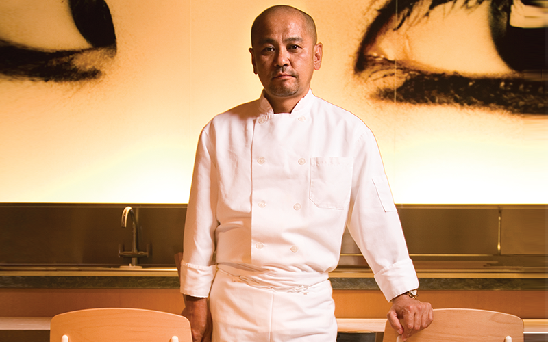 How to eat sushi by a master Japanese chef