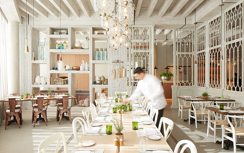 Lunch review: Ostro, Barsha Heights
