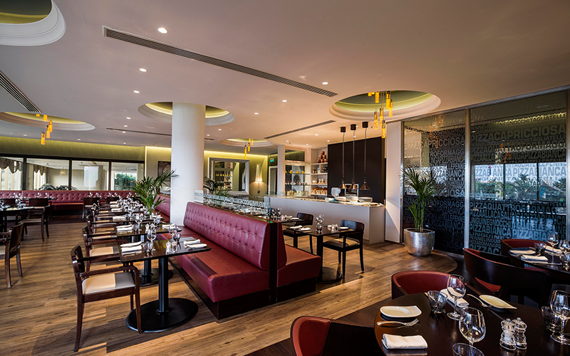 Hilton Abu Dhabi launches two AED 69 business lunches