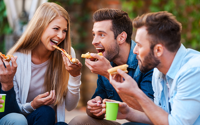Take part in the Abu Dhabi free pizza challenge