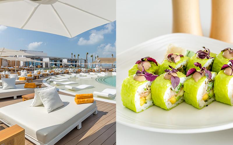 Lunch review: Nikki Beach Dubai, Pearl Jumeirah