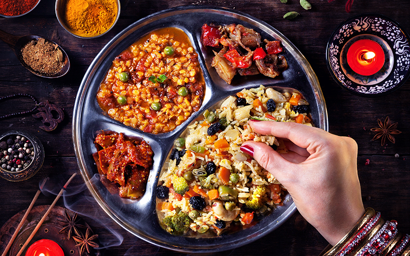 Diwali Movenpick Ibn Battuta: Great restaurant deal