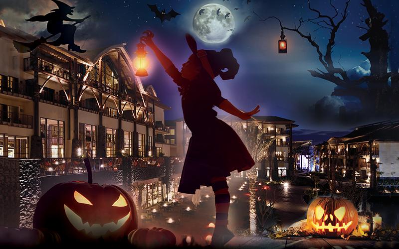 Three Halloween Dubai deals at Lapita Hotel