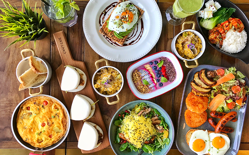 Seven new places to try in the UAE this autumn