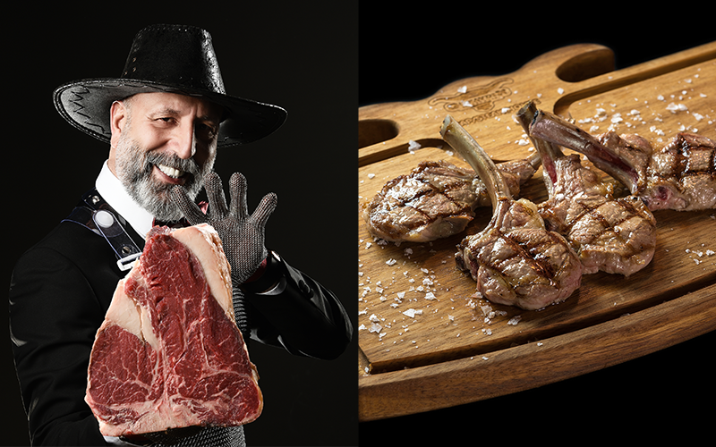 Q&A with the world's fastest butcher:  Chef Cüneyt Asan