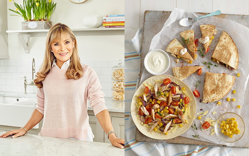 Annabel Karmel: her weaning cookbook launches in the UAE