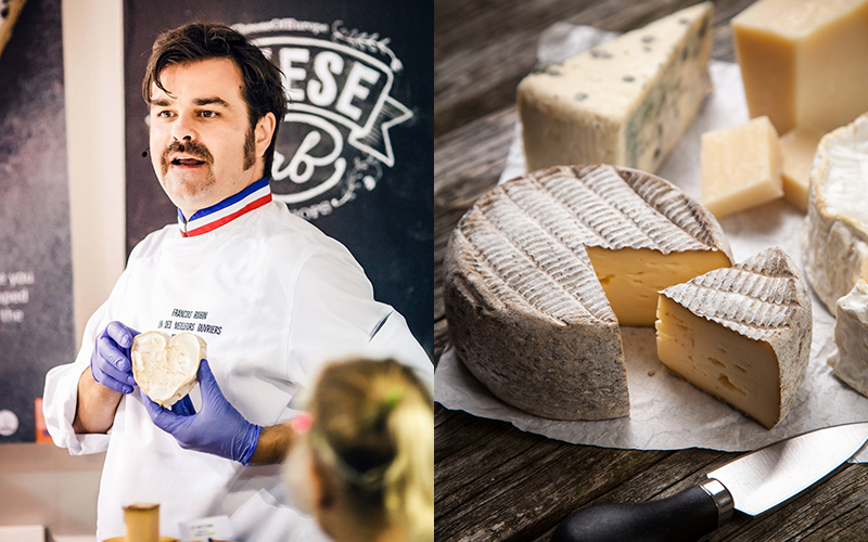 Advice from a cheese expert: top tips on buying and keeping cheese