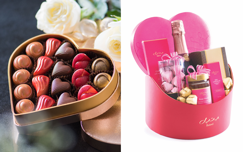 Last-minute Valentine's gifts – look no further than THESE delicious baskets