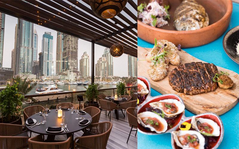 Brunch review: Rüya Dubai, Grosvenor House