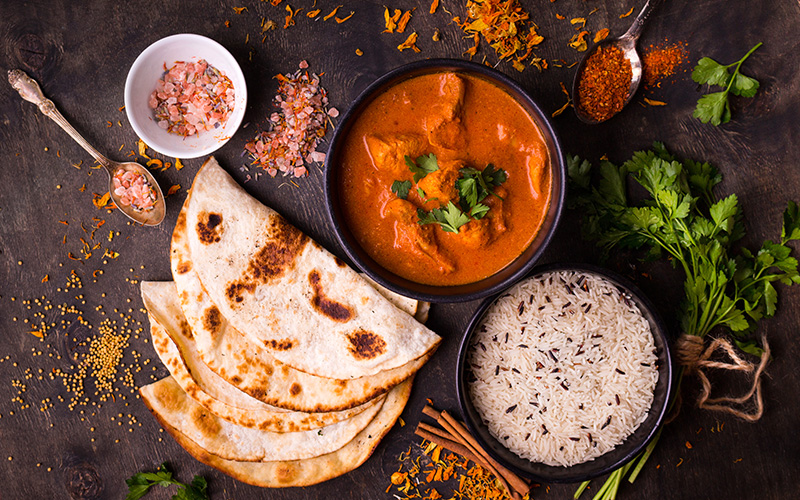AED 100 curry club LAUNCHES at Spike Bar