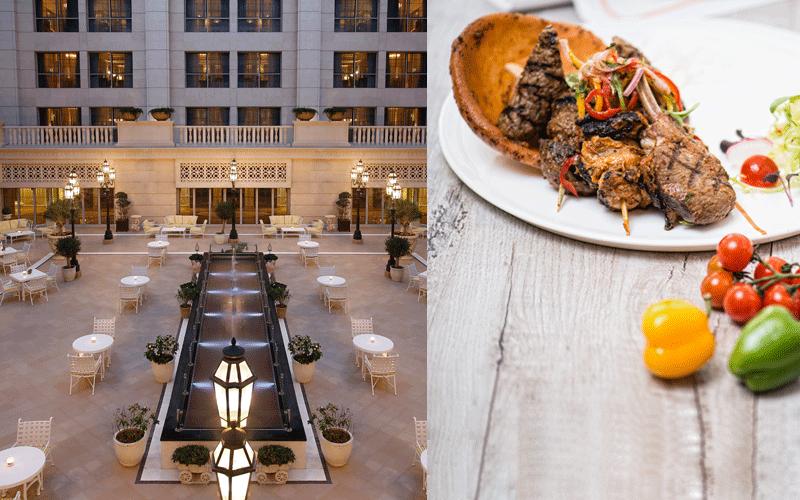 Dinner review: Le Patio, St. Regis Dubai
