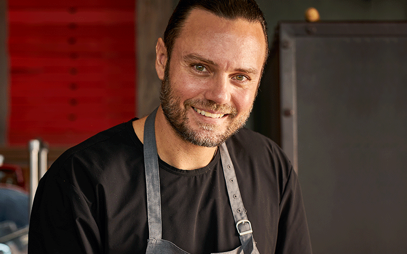 David Myers: the gypsy chef discusses his hot new Dubai restaurants
