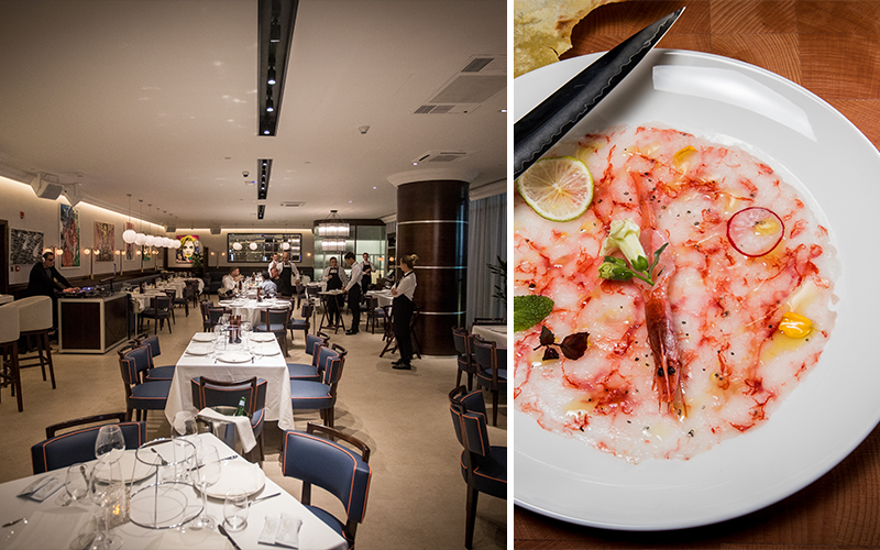 Dinner review: Crazy Fish, Al Fattan Currency House, DIFC