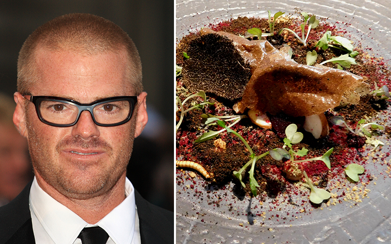 Heston Bluementhal announces NEW Dubai restaurant