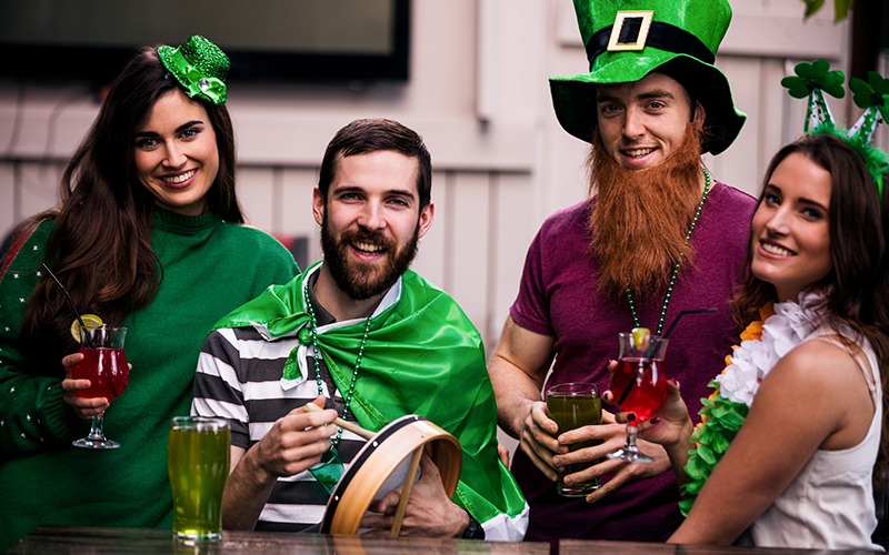 Fantastic Irish breakfast deal this St Patrick's Day in Dubai