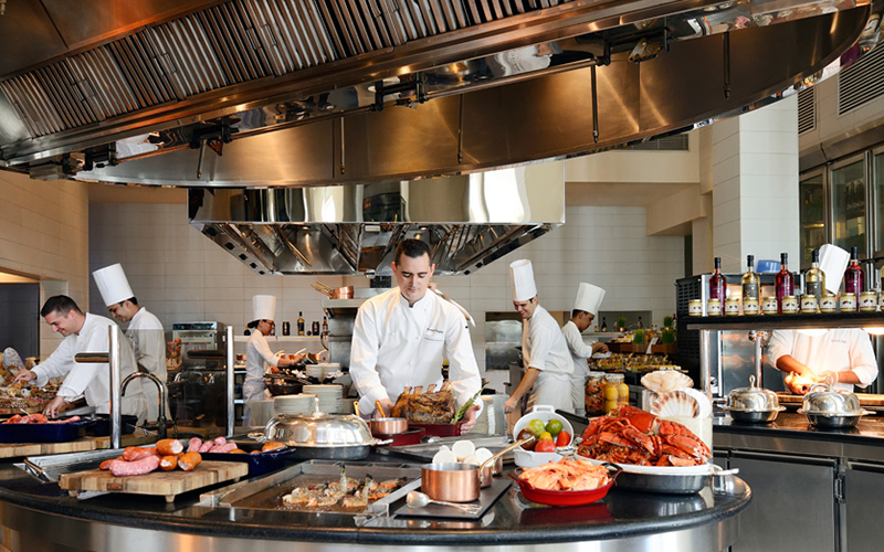 Brunch review: Traiteur at Brasserie Du Park, Park Hyatt Dubai
