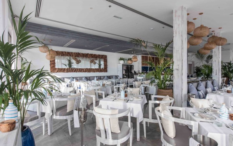 Evening brunch review: Riviera Seafood Grill