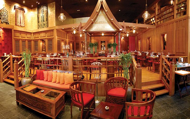 Dinner review: Sukhothai, Le Meridien Dubai