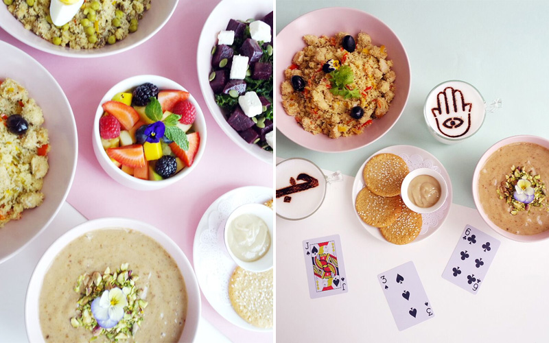 We love this NEW Insta-worthy café in Dubai