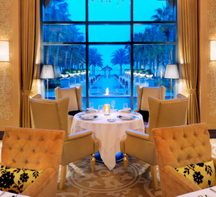 Celebrities at The Palace, One & Only Royal Mirage