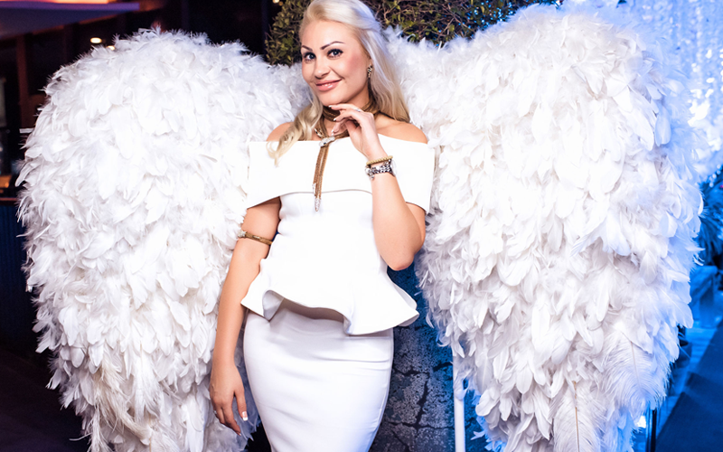 Head down to COYA Dubai's fabulous White Summer Party