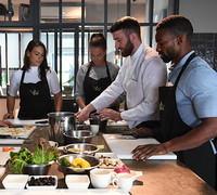 Stay healthy and fabulous with this Dubai cooking class