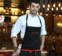 """Chef Matteo Guerra on MATTO's """"crazy"""" elements and Italy's top foodie destinations"""