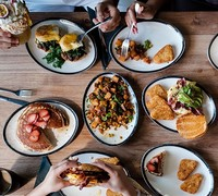 Black Tap has launched a new weekend breakfast menu